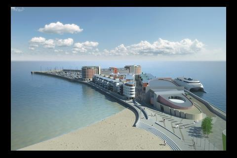 Weymouth Pavilion proposal